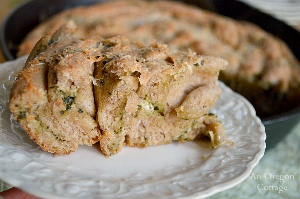 Pesto Twist Bread is quick and easy made with pizza dough