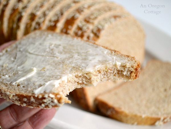 Tender 10 Grain Sandwich Bread