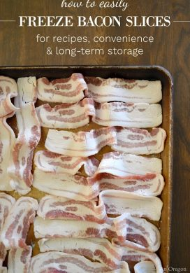How to Freeze Bacon Slices for Recipes, Convenience & Storage