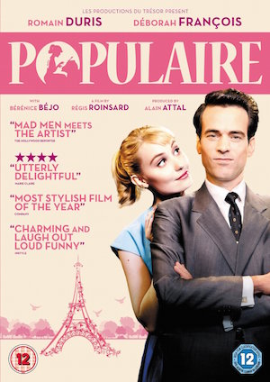 Populaire Movie DVD