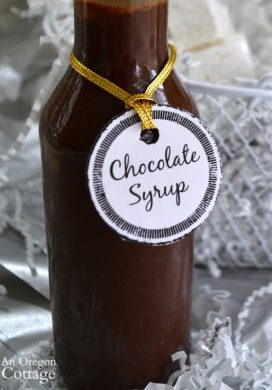 Make this pure, easy chocolate syrup and you'll never want to buy it again!