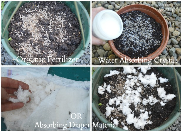 7 tips for planting flower pots organically that thrive all season - Organic flower fertilizer homemade solutions ...