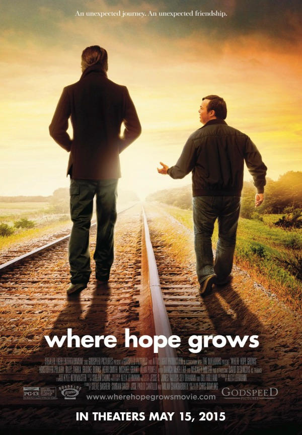 Where Hope Grows Movie