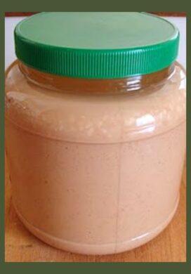 bulk peanut butter