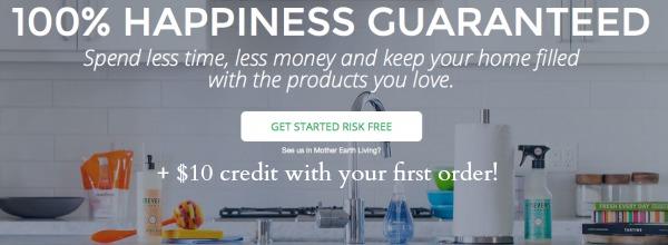 epantry 100 Happiness + $10 Credit