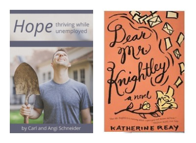 2 Books Finished Hope and Dear Mr. Knightly