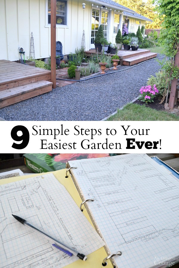 9 Simple Steps to Your Easiest Garden Ever