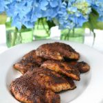 Chipotle Spice Rubbed Grilled Chicken