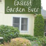 low maintenance steps to easy gardening pin