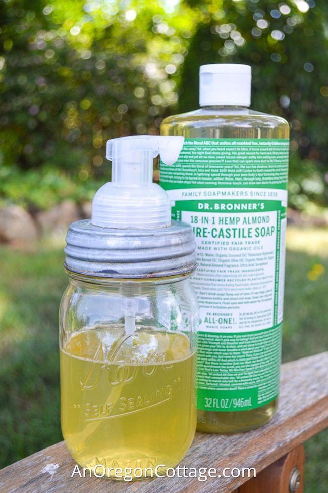 DIY liquid foaming soap_featured