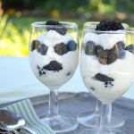 Honey-Cream Berry Parfaits- sometimes the simplest recipes are the best