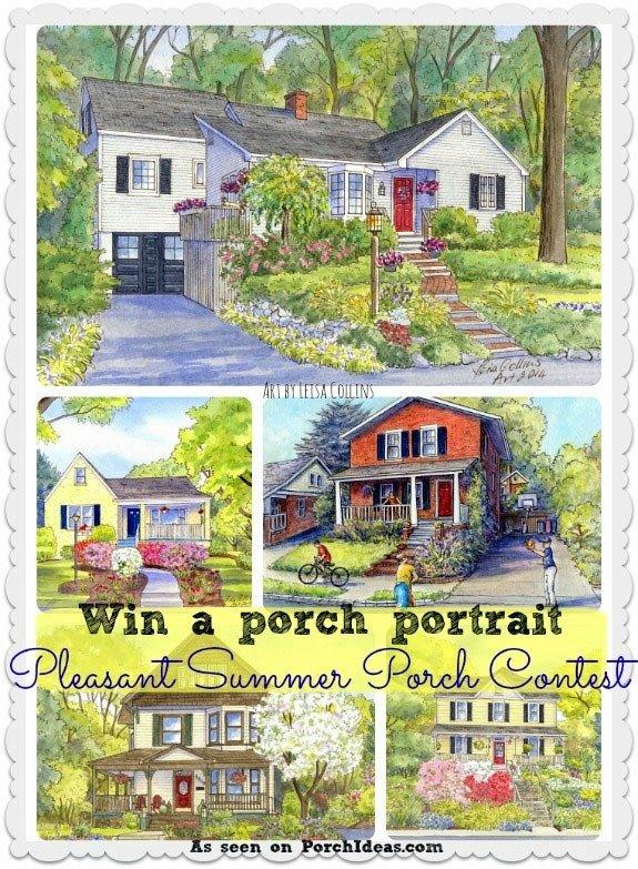 Pleasant Summer Porch Contest