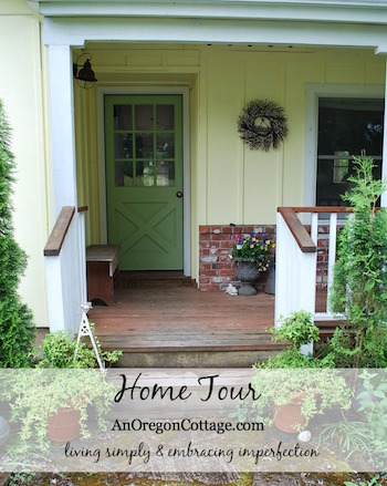 Welcome to An Oregon Cottage Home Tour