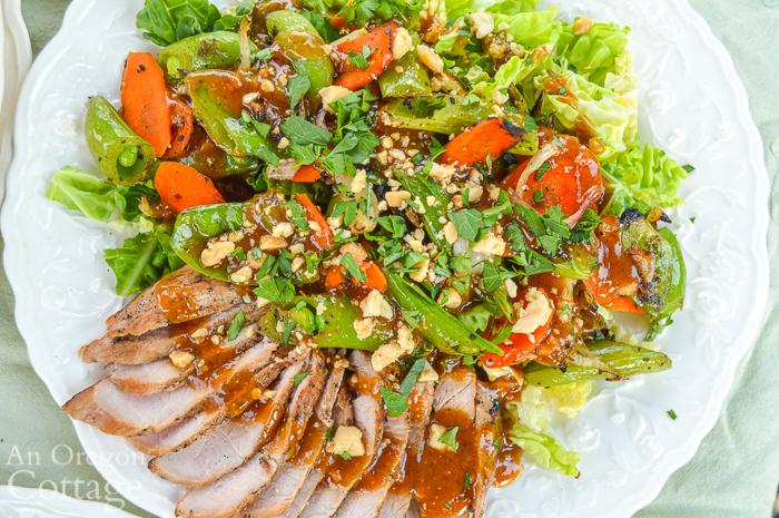 salad above-close