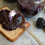 4 ingredient real food berry freezer jam is easy & delicious!