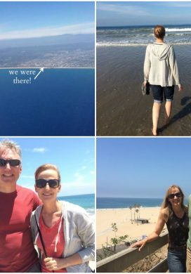 Three Things 8.08.15: California, Ocean & A Burger First
