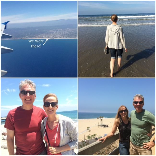 August 2015 Trip to California
