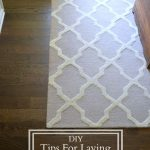 DIY Tips for Laying Floating Floors- an easy upgrade in a day.