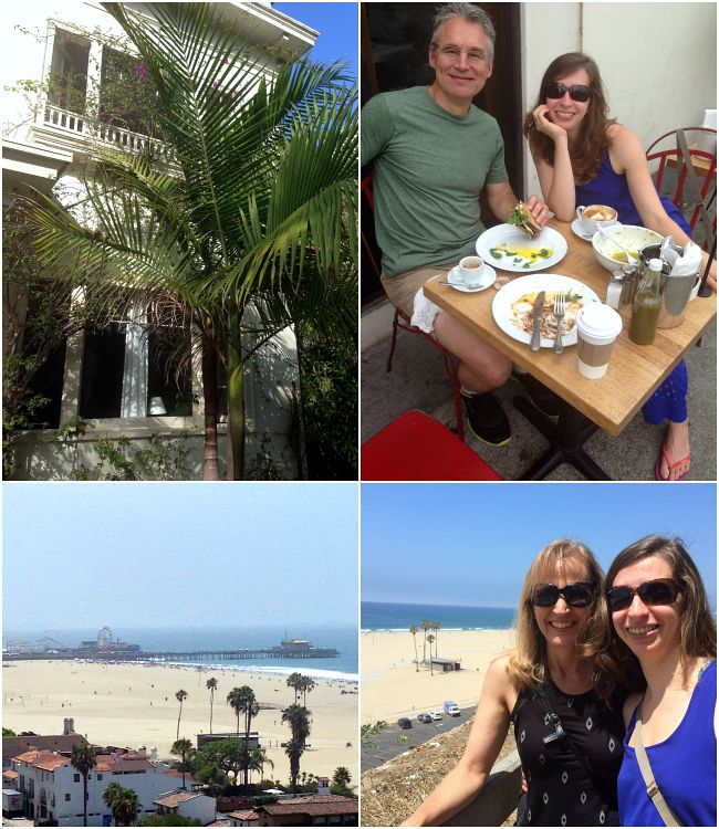 Santa Monica August 2015