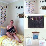 DIY Dorm Room Decor