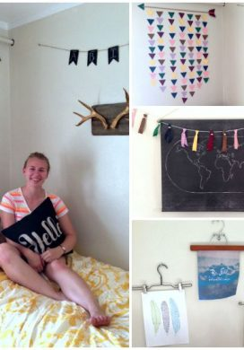 Three Things 9.26.15: DIY Dorm Decor, Amazon Households & 2 More Books