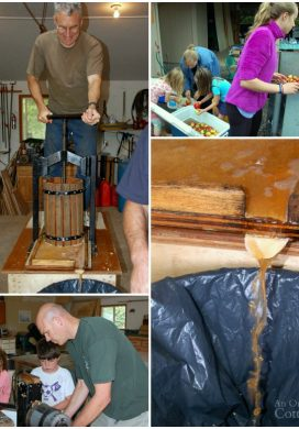 Three Things 10.03.15: Apple Pressing, Thrift Score & Favorite Slicer