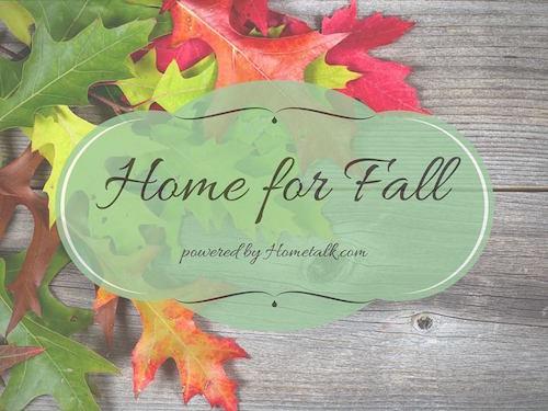 Home for Fall Hometalk