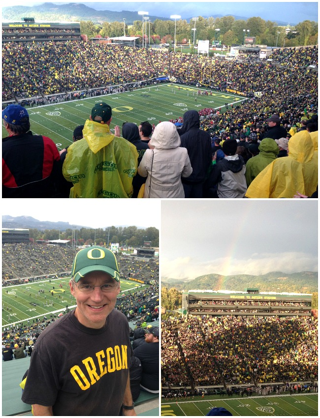 October 15 UO Duck game