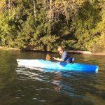 Three Things 10.10.15: October Kayaking, New Jacket, Gift Challenge Update