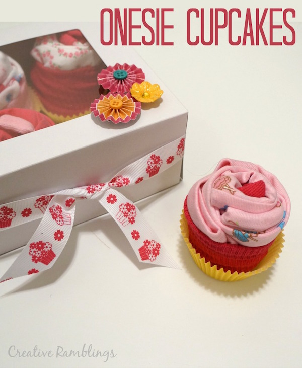 onesie-cupcakes via Creative Ramblings