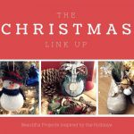 The Christmas Link-Up: Link Your Gift Ideas {+Home Tour Features}
