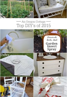 An Oregon Cottage- Top 10 DIY Projects of 2015
