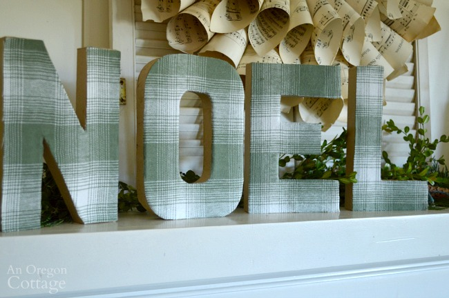 covering paper mache letters with fabric Make your own fun, fabric covered letters they are made out of paper mache (sticky hands and ripped pieces of cute paper because the glue starts drying.