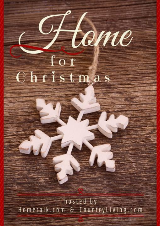 Hometalk-Country Living Home For Christmas