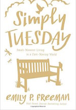 Simply Tuesday cover