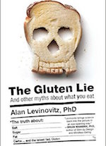 The Gluten Lie cover