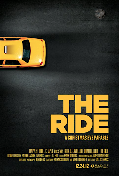 The Ride movie poster