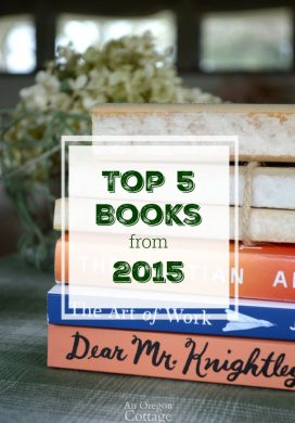 Top 5 Books from 2015- these are the books that are worth reading!