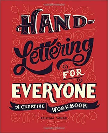 Hand-Lettering for Everyone cover