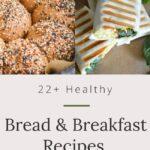 healthy bread-breakfast recipes