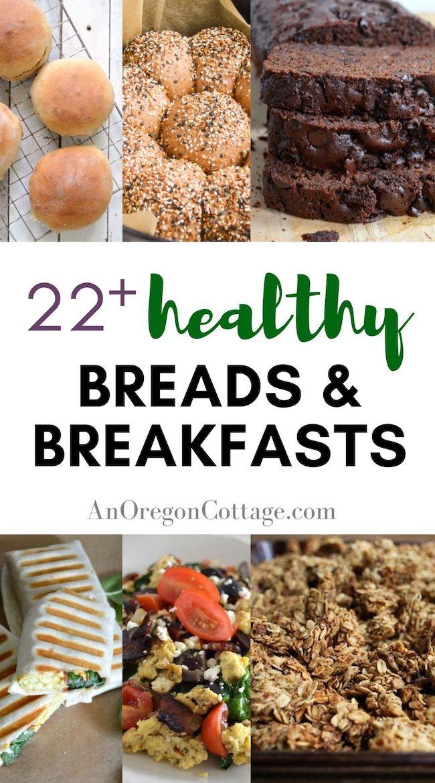 long healthy breads-breakfast pin image