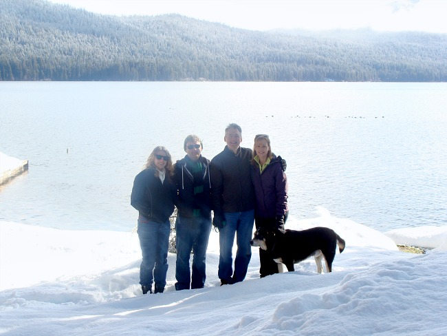 Family at Odell Lake_2013