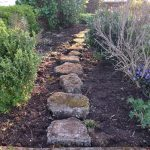Three Things 4.09.16: Garden Progress, Coffee Dates Continue, Massive Book Finished