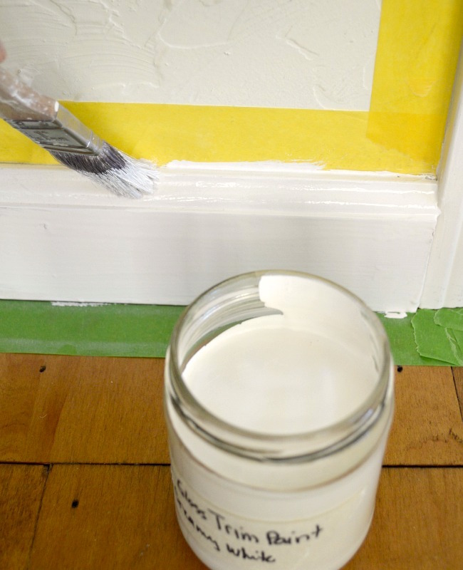 Easy Tips for Painting Baseboards and Trim-add fresh coat of paint