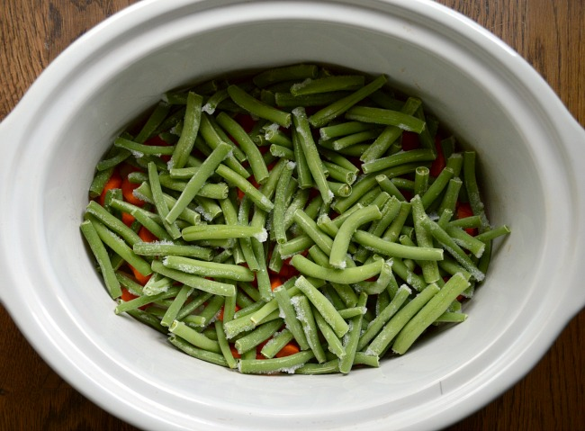 how to cook frozen garden green beans