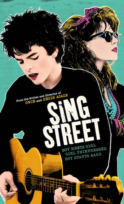 Sing Street Movie - a fun family movie