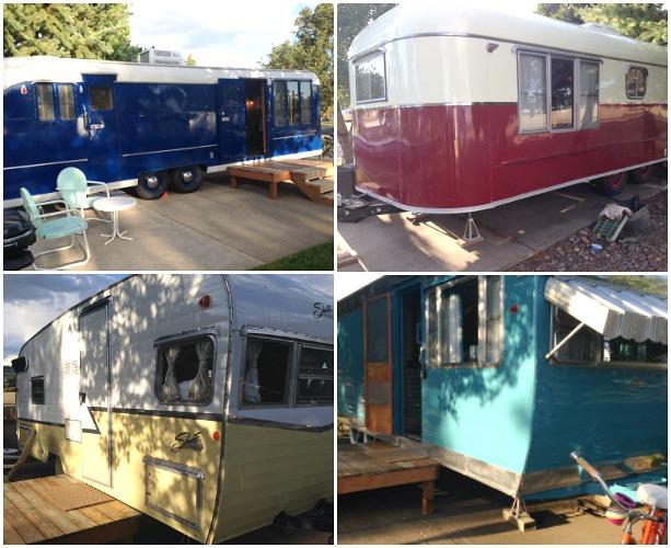 The Vintages Resort trailers
