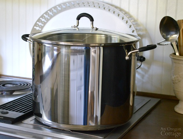 Stainless Steel Canner