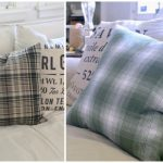 Handmade gift idea #6: Easy envelope pillows + more gift ideas at AnOregonCottage.com