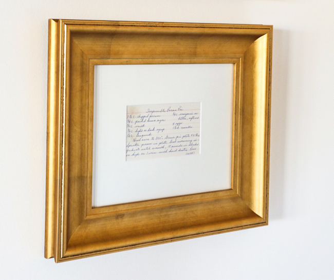Framed-Recipe-Art-